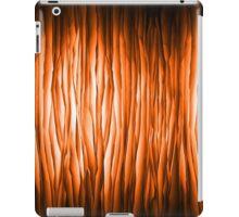Paper flames iPad Case/Skin
