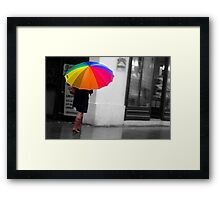 OnePhotoPerDay series: 019 by L. Framed Print