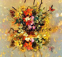 Bouquet  by Gouzelka