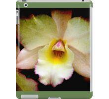 Textured Lady iPad Case/Skin