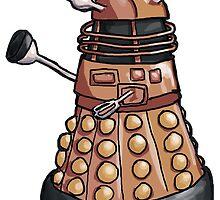 Dalek(s) by Mirrankei