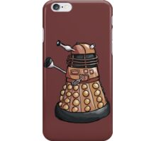 Dalek(s) iPhone Case/Skin