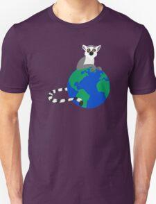 Earth Day Lemur T-Shirt