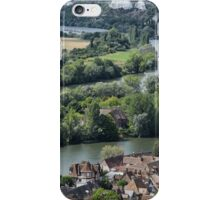 Les Andelys iPhone Case/Skin