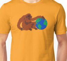 Earth Day Orangutan Unisex T-Shirt
