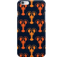 Bold Lobster iPhone Case/Skin