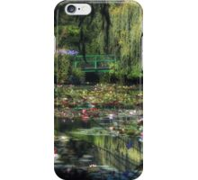 Monet's Lily Pond iPhone Case/Skin