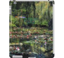 Monet's Lily Pond iPad Case/Skin