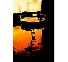 Sunset Cocktail Photographic Print