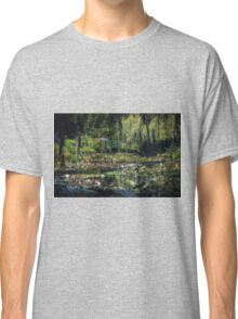 Monet's Lily Pond Classic T-Shirt