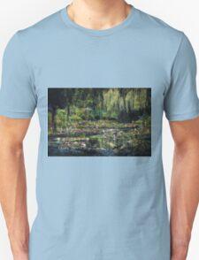 Monet's Lily Pond Unisex T-Shirt