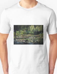 Monet's Lily Pond T-Shirt