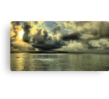 water attraction... Canvas Print