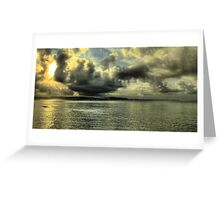 water attraction... Greeting Card