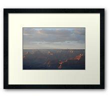 Flight  of the Condor - Grand Canyon Framed Print