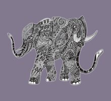 Snakelephant Indian Ink Hand Draw Kids Clothes