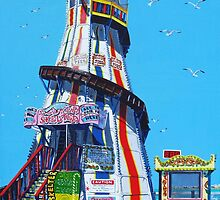 Helter Skelter by Paula Oakley