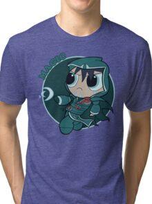 Powerpuff Jace Berelen Tri-blend T-Shirt
