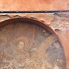 fresco's angel by fabio piretti