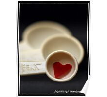 A Teaspoon of Love Poster