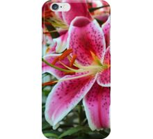 Lily In The Sunken Garden iPhone Case/Skin