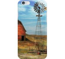 Country - ND - Dirt farming 1936 iPhone Case/Skin