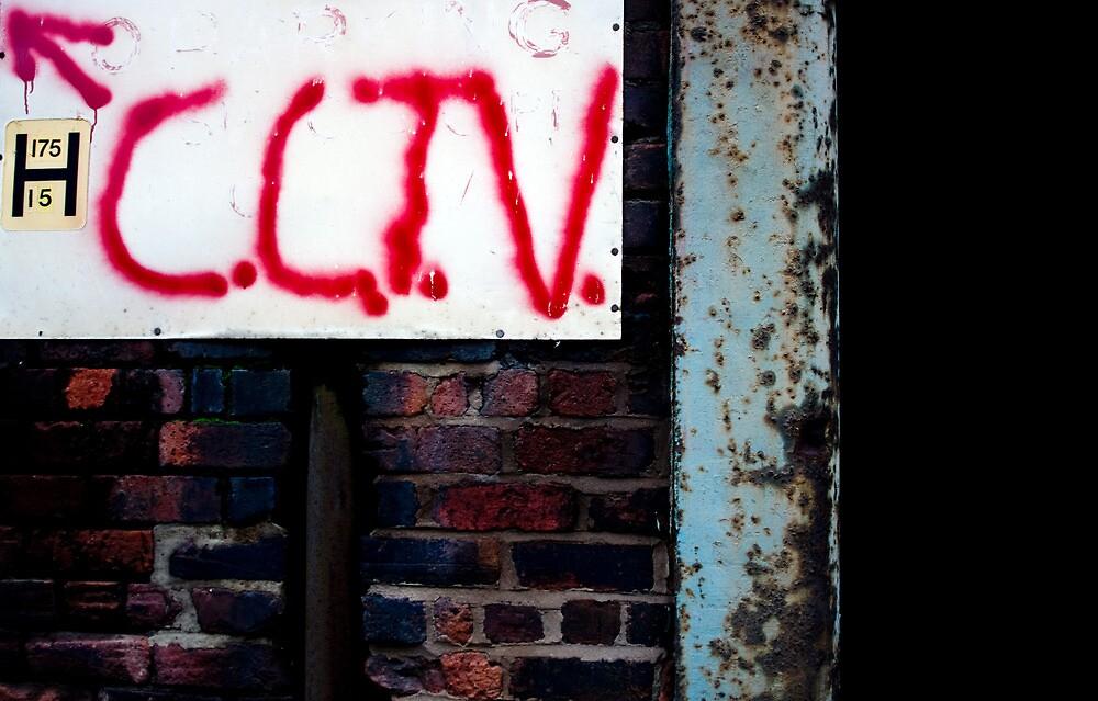 C.C.T.V. by Mark E. Coward