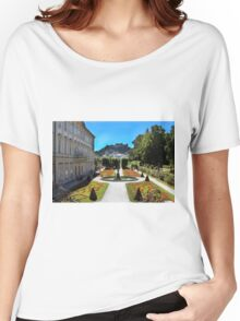 Mirabell Palace and Gardens Women's Relaxed Fit T-Shirt