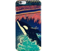 Orca and Sloth iPhone Case/Skin