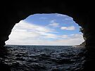 Cave in the Sea by Kayleigh Walmsley
