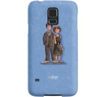 The Doctor & Donna Samsung Galaxy Case/Skin