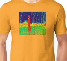 Tribeswoman and the Ring of Fire Unisex T-Shirt
