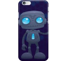 Waving Robot iPhone Case/Skin