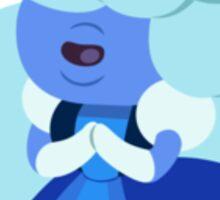 Tiny Sapphire Sticker