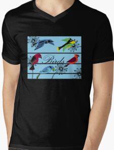 Birds Royal T-Shirt