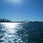 Sydney Harbour by Melissa Coulter