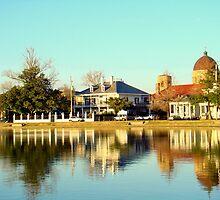 Bayou Saint John (My Childhood Neighborhood) by Wanda Raines