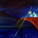 Starlight Night by Midori Furze