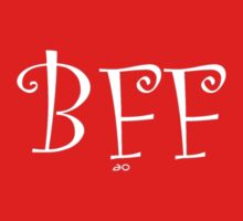 BFF (white text) by mAriO vAllejO
