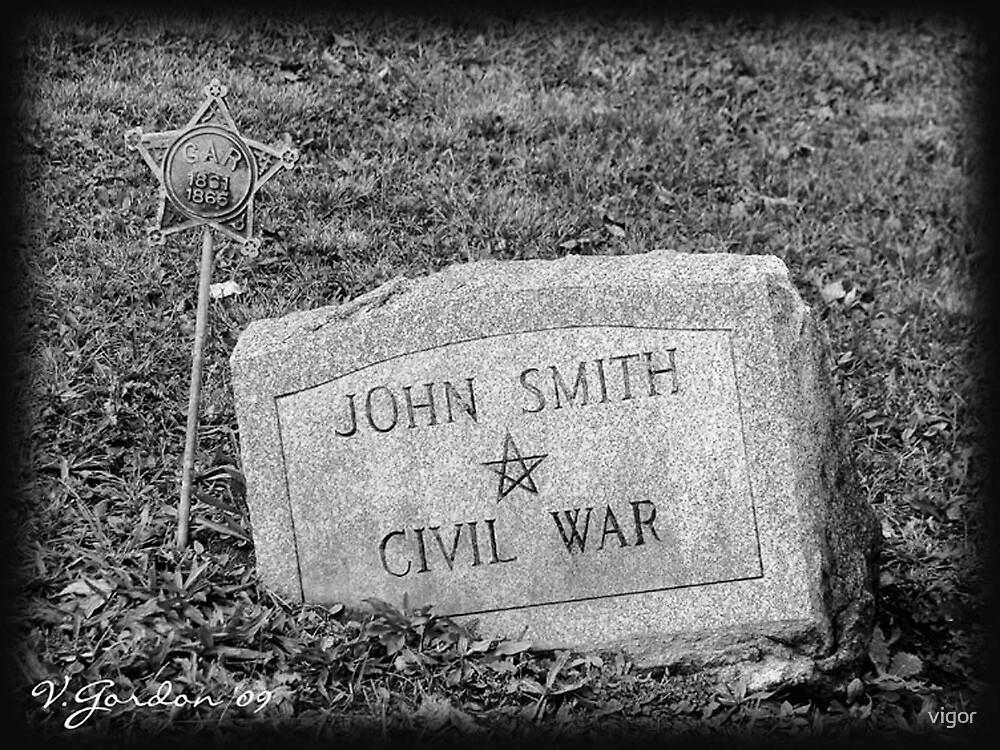 Civil War Hero by vigor