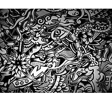 ink fantasy Photographic Print