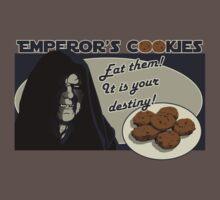 Emperor's cookies by ianablakeman