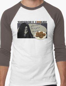 Emperor's cookies Men's Baseball ¾ T-Shirt