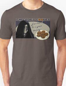 Emperor's cookies Unisex T-Shirt