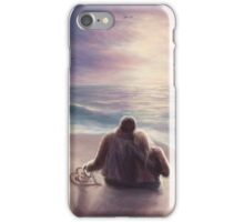 A Place By The Water iPhone Case/Skin