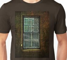 Behind the panes  Unisex T-Shirt