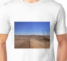 Where dunes and sky come together  Unisex T-Shirt