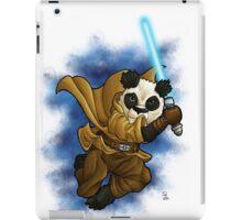 Panda Jedi iPad Case/Skin