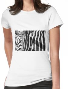 Eye of the beholder Womens Fitted T-Shirt
