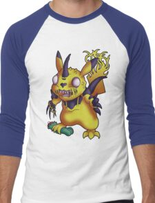 Legion of Pikachu Men's Baseball ¾ T-Shirt